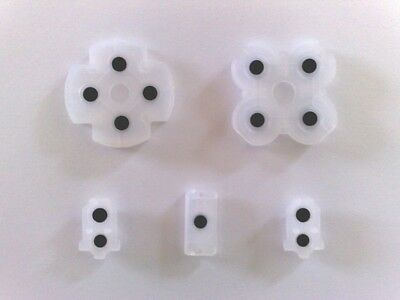 Boutons Silicone Manette Ps4 JDS-030 gros picot R2 L2
