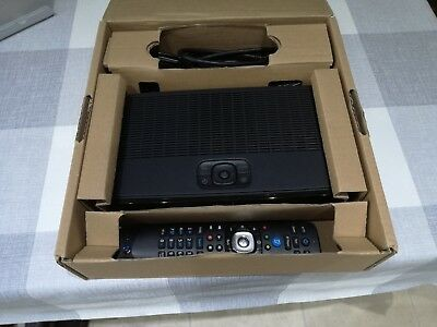 Humax Dtr-T2100 G4 500Gb Youview Twin Tuner Smart Hd Recorder Boxed+Remote Leads