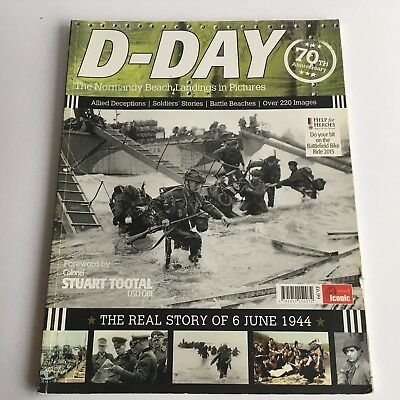 D-Day 70th Anniversary The Normandy Beach Landings In Pictures 2014 Magazine
