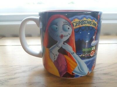 "Rare Disney ""The Nightmare Before Christmas"" Mug 2006"