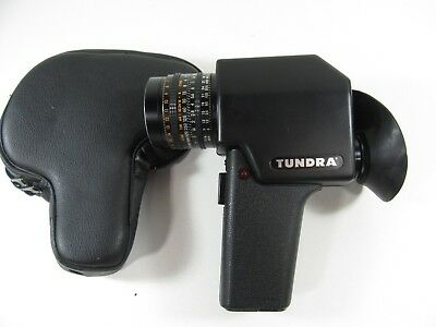 Tundra 34634 Spotmeter Light Meter Exposure Meter W/ case