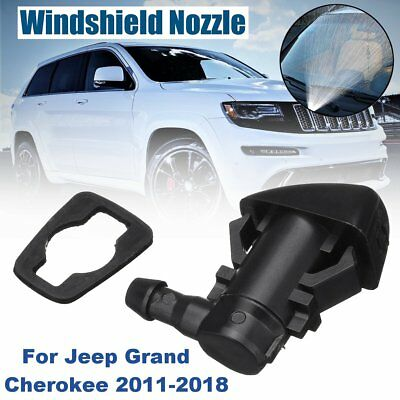 Windshied Wiper Washer Spray Jet Nozzle For Jeep Grand Cherokee 11-18 68260443AA