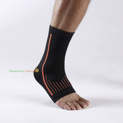 Breathable Elastic Ankle Support Brace Guard Pad Foot Protection Wrap Sports