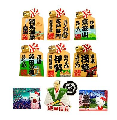 3D Resin Fridge Magnet Tourism Travel Souvenir Memorabilia -  Japan