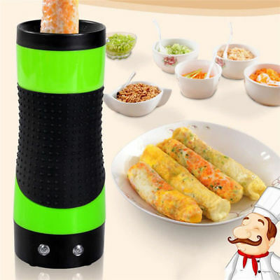 Electric Automatic Breakfast Egg Cooker Eggs Pancake Roll Machine Egg Roll Quick
