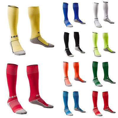 BL_ Kids Breathable Compression Stretch Soccer Football Sports Long Socks Eager
