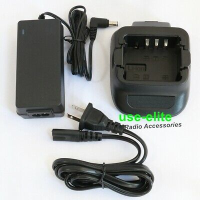 KSC-35 Rapid Charger for KENWOOD TK3000 TK3202 TK3300 TK3317 Handheld