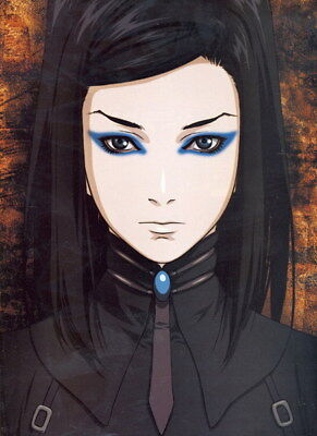 """046 Ergo Proxy - Science Fiction Fight Action Japan Anime 14""""x19"""" Poster"""