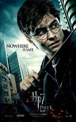 "040 Daniel Radcliffe - Harry Potter Movie Star 14""x22"" Poster"