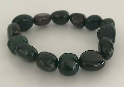 BLOODSTONE Crystal Bracelet~Boosts Immune System,Re-energising after illness