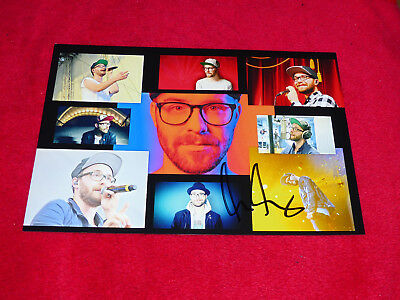 TOP Autogramm Foto Collage 20x30 A4 MARK FORSTER Musik TVOG - original signiert