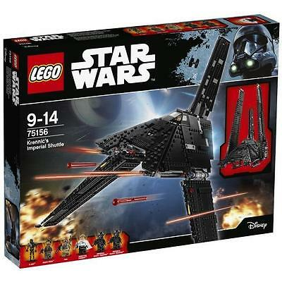 LEGO Star Wars Rogue One 75156 Krennic's Imperial Shuttle (boîte abîmée)