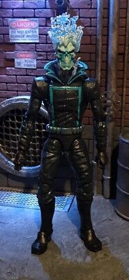 "Custom Marvel Legends 6"" Blue Ghost Rider Johnny Blaze"