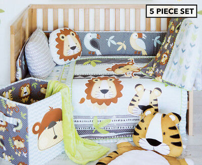 Lolli Living 5-Piece Nursery Set - Multi