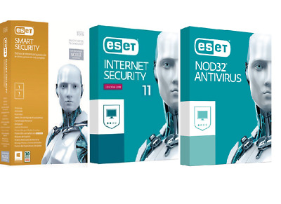original product key- 1 or 2 years-ESET INTERNET, SMART SECURITY,NOD32 ANTIVIRUS