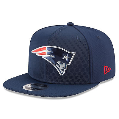 NFL New England Patriots Era 2017 Official Color Rush 9FIFTY Snapback Cap Unisex