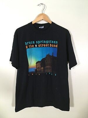 Vintage Bruce Springsteen And The E Street Band 1999 Tour Tshirt 90s All Sport L