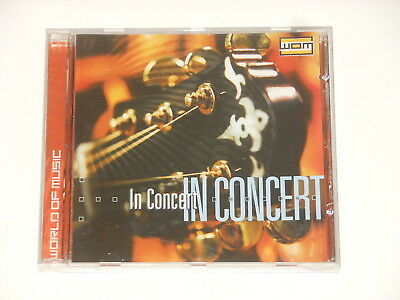 WOM In Concert - CD - Deep Purple - Rory Gallagher - Herman Brood - Meatloaf