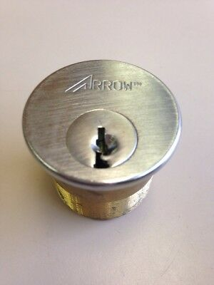"Arrow 1"" Mortise Cylinder Keyway AR3 (N4)"