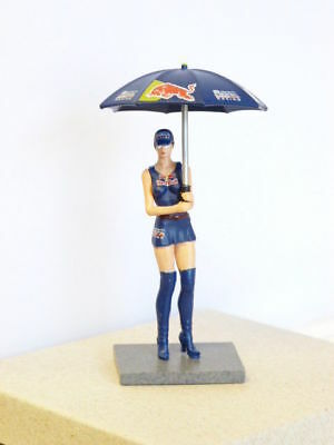Sideways SWFIG011 Red Bull Grid Girl - suits 1:32 scale slot car track