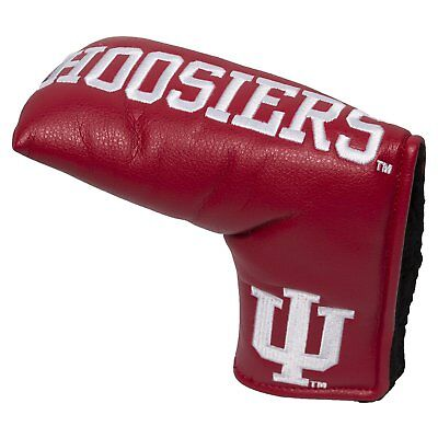 NCAA Indiana Hoosiers Golf Vintage Magnetic Blade Putter Cover