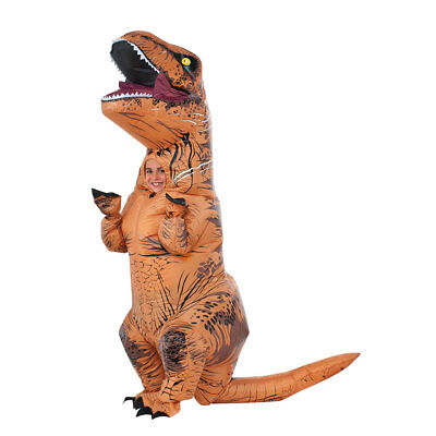 Kids Jurassic World Inflatable T.Rex Standard Costume