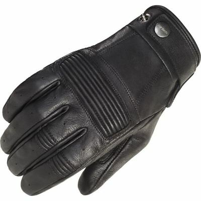 Cortech Duster Leather Motorcycle Glove