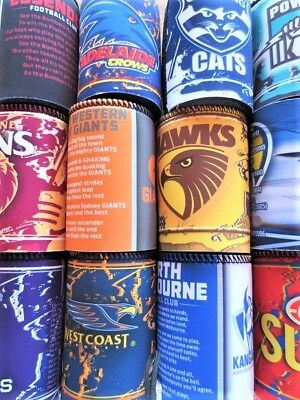 AFL STUBBY HOLDER Can Cooler - BUY ANY TWO RECEIVE FREE EXPRESS POST*