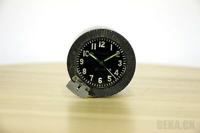 Used 117-ChS Clock for the Soviet tanks MADE in USSR AChS, Aircraft, MIG, RARE!
