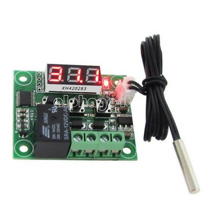 12V W1209 Digital Thermostat Temperature Control Switch sensor Module -50-110°C