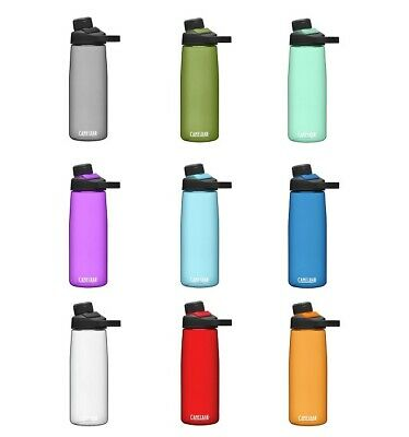 2018 Camelbak Chute Mag Water Bottle 3 Sizes New Colours Bpa-Bps Free *au Stock*