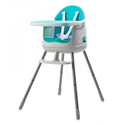 Keter Multi Dine Highchair - Turquoise