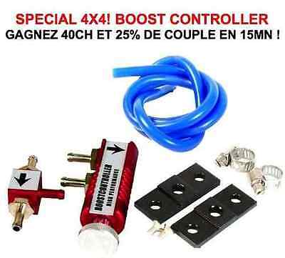 Gagnez 50 Ch Boost Controller Special 4X4 Hdj Patrol Land Pajero Def