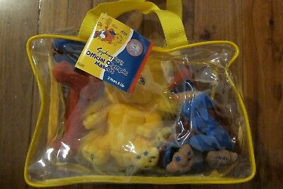 Sydney 2000 Official Olympic Plush Mascots SYD Millie Olly New in Original Bag