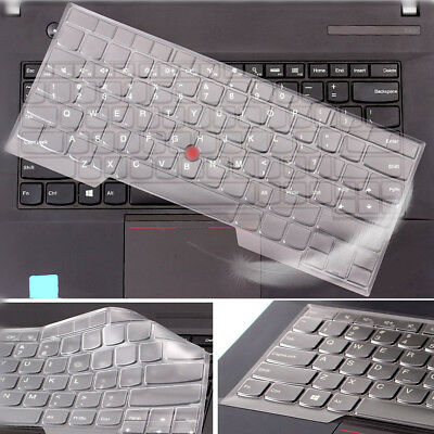 TPU Silicone Clear Keyboard Cover Protector For Lenovo ThinkPad X1 Carbon 2016