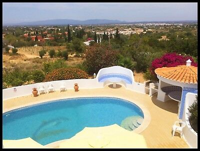 Beautiful Villa for rent in Carvoeiro Portugal with private pool