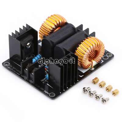 ZVS Tesla Flyback Driver Board Zero Voltage Switching F/ FBT Inductive Heater