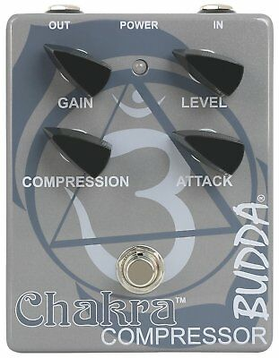 Budda Amplification Chakra Compressor