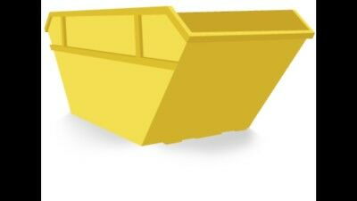 Skips for sale vary sizes