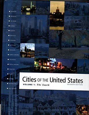 1: Cities of the United States Cities of the United States 4v.