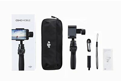 DJI Osmo OM150 Mobile ZM01 Gimbal Handheld Stabilizer NO CHARGER, NO BATTERY