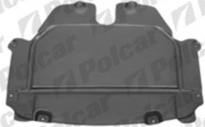 Protection sous Moteur MINI ONE COOPER CLUBVAN COUPE ROASTER CABRIOR 50 R56 R57
