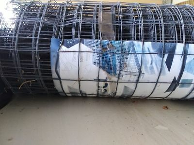Hinge Joint Wire Fence Roll 30M Long 1.2M High 75Mm×50Mm