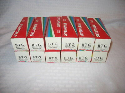 Sylvania GTE BTG 1200 Watts, 120 Volts 20 Hour Projector Stage Lamp Bulb New