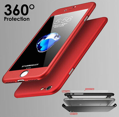 super popular d5369 018b9 IPAKY HYBRID SHOCKPROOF PHONE CASE COVER AND TEMPERED GLASS FOR iPHONE XS  MAX XR