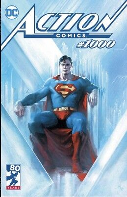 Action Comics #1000 Gabriele Dell'Otto Variant Pre-Sale 9.6-9.8