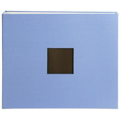 NEW American Crafts - Cloth D-Ring Album 12x12in. Sky