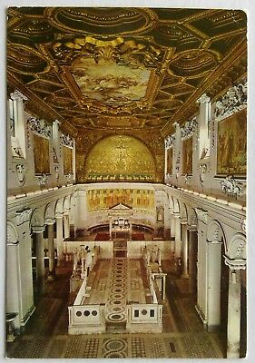 Roma Basilica of St Clement Internal View Postcard (P269)