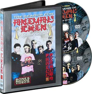 Powell Peralta - Search For Animal Chin Special Edition DVD