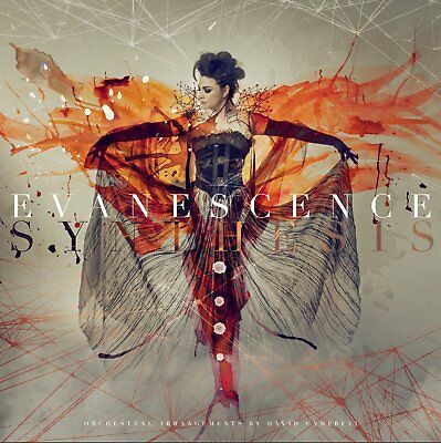 Evanescence Synthesis Digipak Cd New